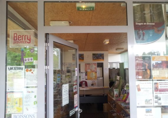 Office de Tourisme Marche Occitane Val d'Anglin