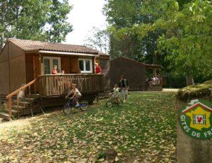 Camping La Quintaine – Belabre