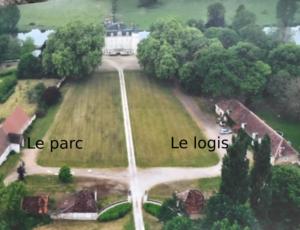Belle dépendance du Château – «Le Parc»