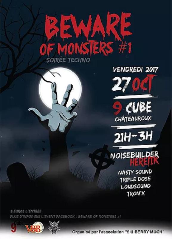 Beware of Monsters - © 9 Cube