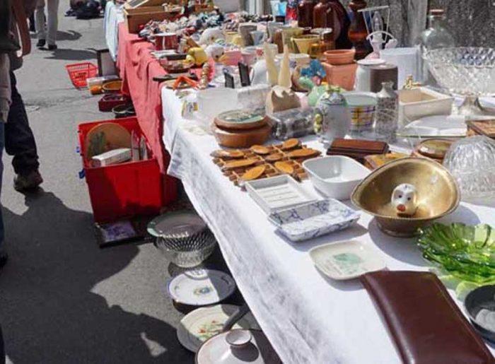 Brocantes et marchés en Pays de George Sand