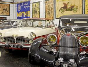 Musée de l'automobile à Valençay