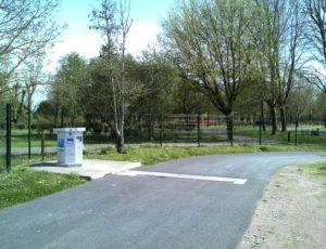 Brone camping car Issoudun