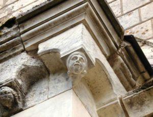 Ancienne église Notre Dame Ecueillé – 1