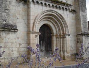 Ancienne église Notre Dame Ecueillé