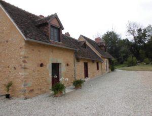 Chambre d'Hôte Clévacances » le Moulin de Baratte