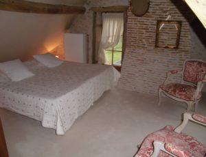 Chambre d'Hôtes  » le Moulin de Baratte»