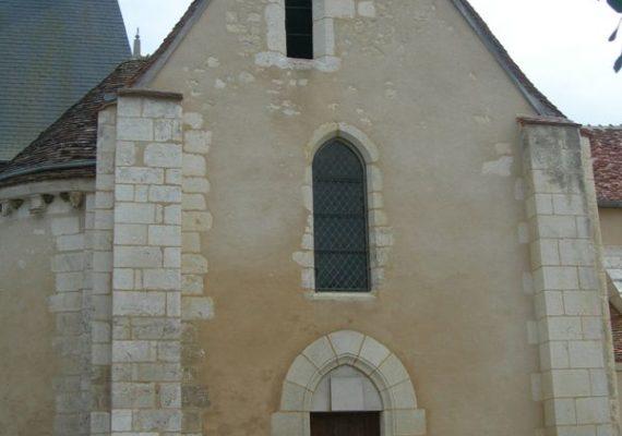 Eglise Saint Denis – Rivarennes