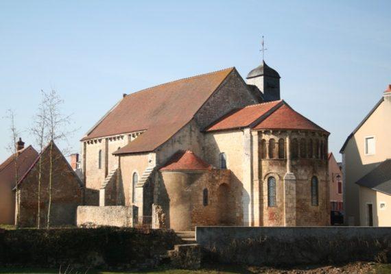 Eglise Saint Martin Ardentes – 2