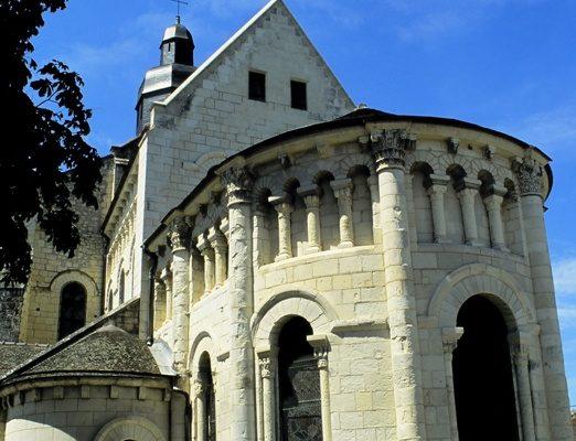 Eglise abbatiale Sainte-Marie – Saint-Genou