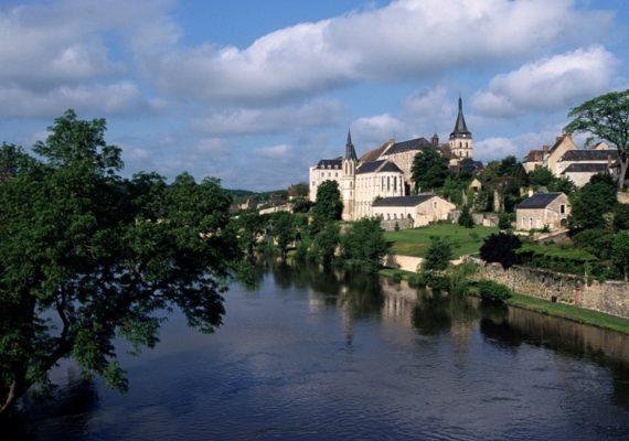 Eglise et Prieuré Saint Gaultier