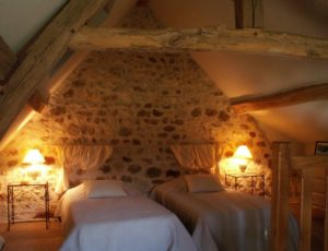Gîte Clévacances Le Moulin de Baratte