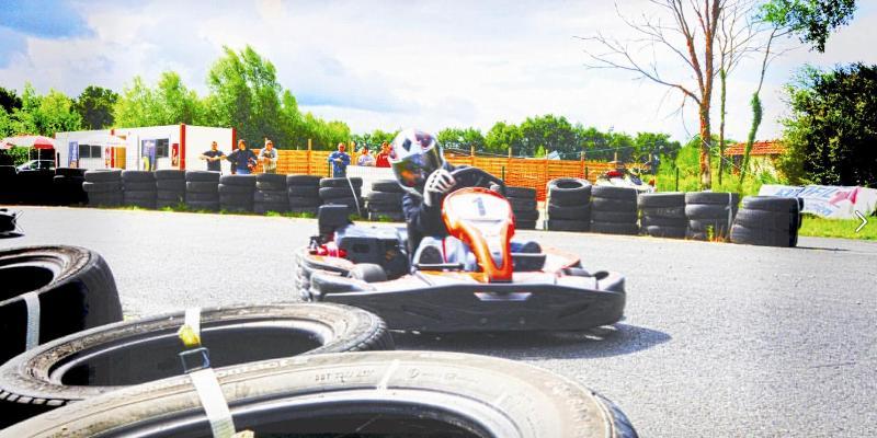 """Résultat de recherche d'images pour """"Loisirs Karting Brenne"""""""