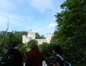 Sentier de découverte au fil de Château Guillaume – 1