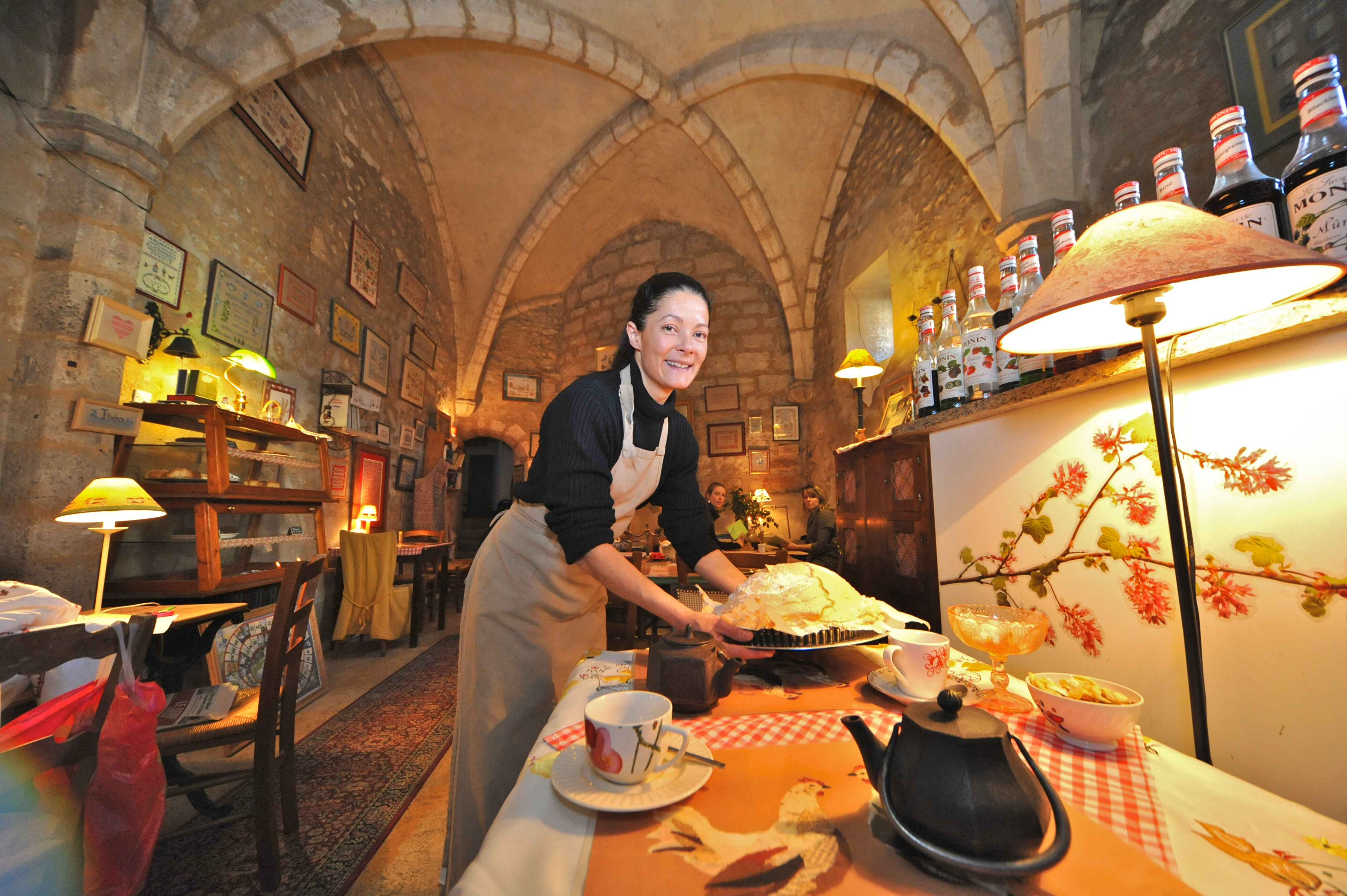 Cake th bourges restaurant berry province - Office de tourisme bourges ...