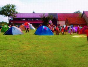 Camping Gîtes de France LA BERTHENOUX