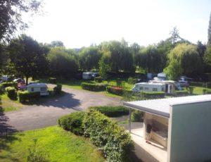 Camping La Quintaine – Bélâbre
