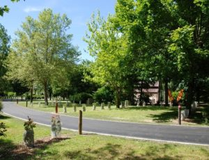 Camping les Taupeaux Issoudun