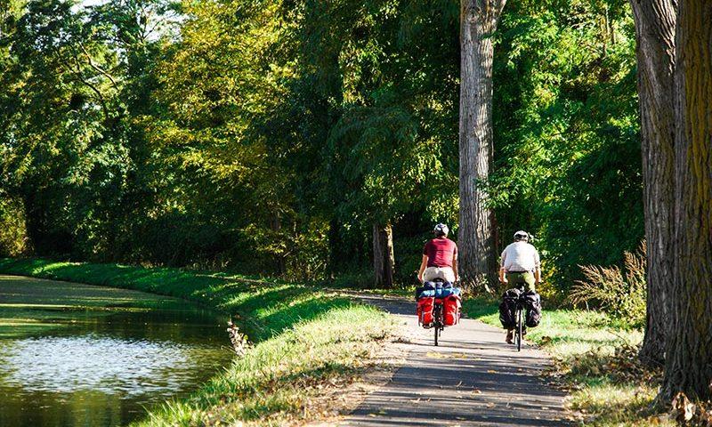 Canal de Berry à Velo ©Ad2t