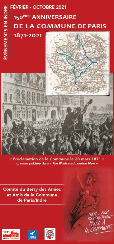 150e anniversaire de la Commune de Paris