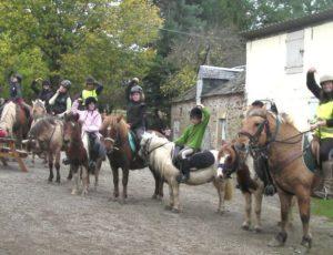 Centre équestre du poney Fringant Pérassay