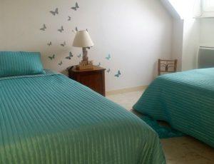 Chambre 2 – avec 2 lits de 90×190