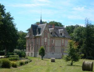 Chambres d'hôtes Château de Boisrobert à Neuillay-les-Bois
