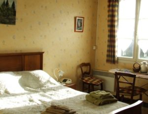 Chambres d'hôtes Mme Guza à Mérigny