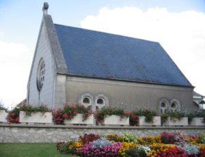 Chapelle tombeau Talleyrand Valençay