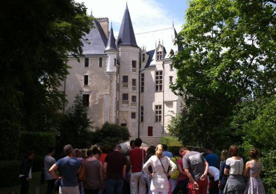 Visite guidée de Châteauroux
