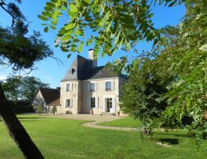 Château d'Allogny – Murs