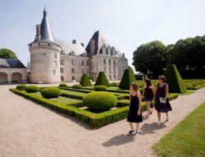 Château d'Azay-Le-Ferron – © Hellio et Van Ingen