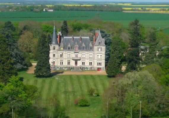 Château de Boisrenault – Buzançais