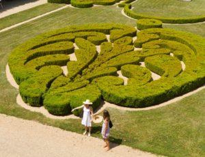 Château de Bouges – Jardins –