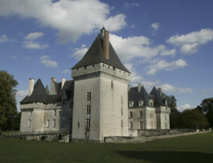 Château de l'Isle Savary à Clion