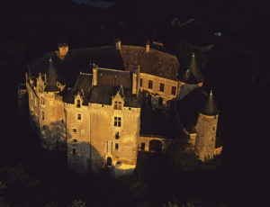Château du Bouchet à Rosnay