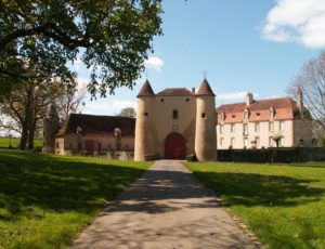 Château du Breuil Yvain à Orsennes