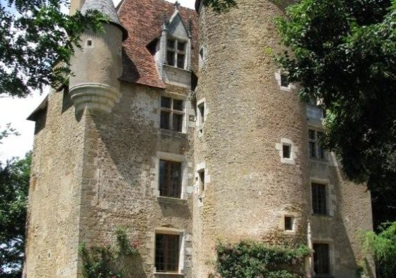Château du Châtelier à Pommiers