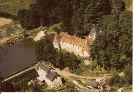 Château du Plaix Joliet à Lourdoueix-Saint-Michel
