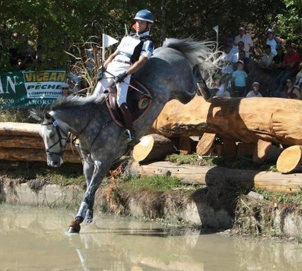 Concours complet d'équitation à Bellebouche