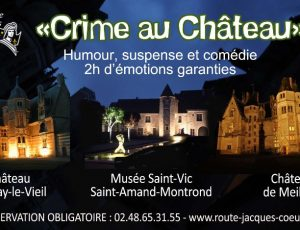 Crime au Château