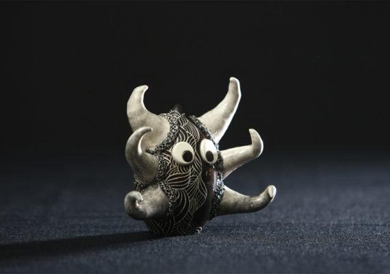 Atelier de poterie Terre & Songes – Pieuvre