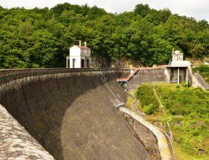 Visite barrage d'Eguzon