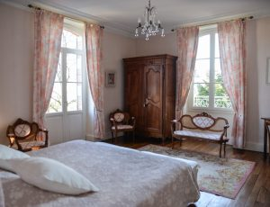Chambre «Liane de Pougy» 1 à l'Oustal