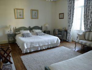 Chambre familiale «Camille Claudel» 2 à l'Oustal