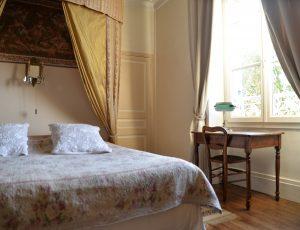 Chambre «Colette» 2 à l'Oustal