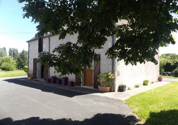 Gîte de la Bourdaisie – Saint-Genou