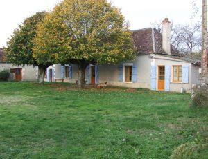 Chambre Paysanne de la ferme du bois d'haut  à Mérigny