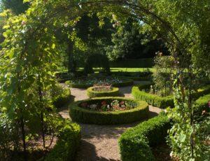 Domaine de George Sand à Nohant – Jardins – 1