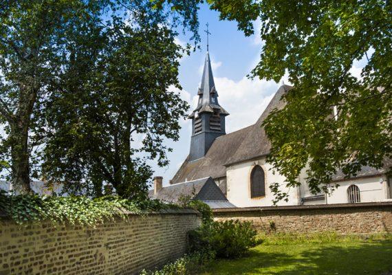 Eglise Nançay